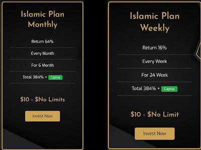 الخطط الاسلامية في موقع iqarabian.