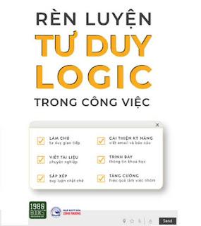Sách RÈN LUYỆN TƯ DUY LOGIC TRONG CÔNG VIỆC ebook PDF EPUB AWZ3 PRC MOBI