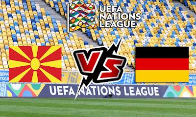 مقدونيا الشمالية و ألمانيا بث مباشر