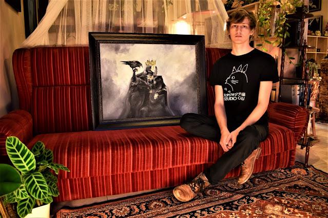 Varjú | Bárány János fotója