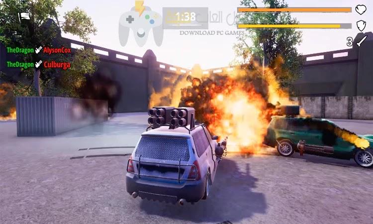 تحميل لعبة السيارات War Race للكمبيوتر مجانًا