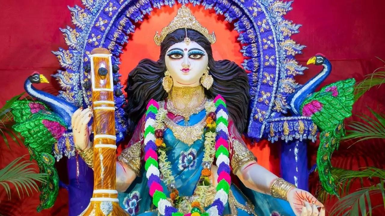 Neel Saraswati Stotra