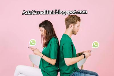 Cara Sadap WhatsApp Gratis Tanpa Ribet untuk mengetahui siapa saja yang sering komunikasi dengan pasangan kamu