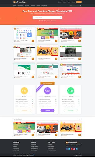 Free templateify Premium Blogger Template
