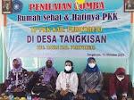 Desa Tangkisan Wakili Kecamatan Bayan ke Lomba Rumah Sehat dan Hatinya PKK Tingkat Purworejo