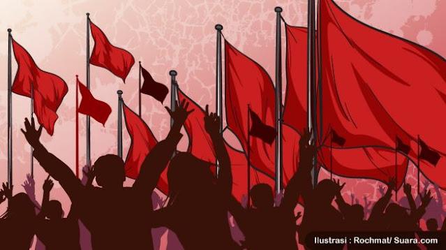 Jejak Semaun, Gembong PKI Menghimpun Massa di Semarang