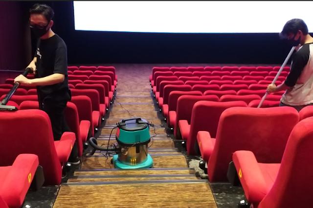 Jelang Buka Lagi di Masa New Normal, Cinema XXI Terapkan Aturan Baru