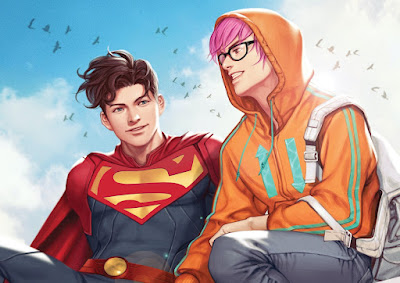 New Superman Revealed As Bisexual