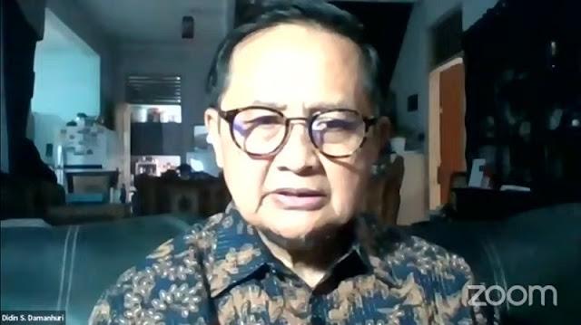 Era Reformasi, Indonesia Hilang Power hingga Menjadi Negara Follower dalam Perang Dingin LCS