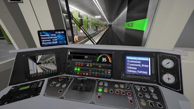 Metro Simulator Highly Compressed Download