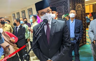 Terlalu Banyak Memainkan Kata, Anies Keceplosan Sudah Bohongi Warga Jakarta!!!