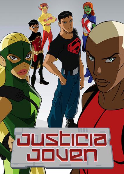 Young Justice (2010-2019) Temporada [1/3] HMAX WEB-DL 1080p Latino