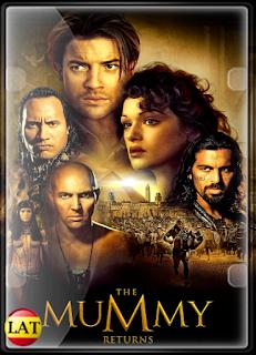 La Momia 2: El Regreso de la Momia (2001) DVDRIP LATINO