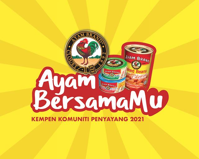 Ayam Brand, Ayam Brand Bersamamu, CSR ayam Brand, Ayam Bersamamu, kempen CSR Ayam Brand di kedah perlis