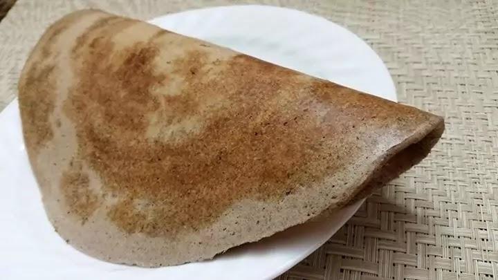 Kuttu Dosa Recipe