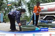 Warga Di Lereng Gunung Anjasmoro Jombang Kesulitan Air Bersih