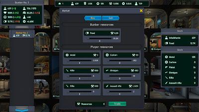 Shelter Manager Video Game Screenshot