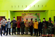 Panitia Pilkades Pulau Palas  Gelar Orasi Terbuka Misi dan Visi calon kepala Desa