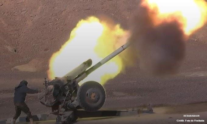 الجيش الصحراوي: قمنا بتنفيذ 1529 عمل قتالي منذ إستناف الكفاح المسلح على طول جدار الذل والعار.