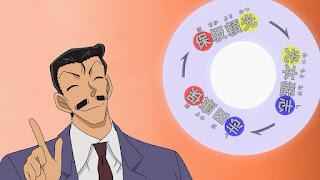 名探偵コナン アニメ 1021話 悪友たちの輪舞 ロンド 毛利小五郎 | Detective Conan Episode 1021