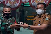 Camat Mekar Baru: Dirgahayu ke-76 Tentara Nasional Indonesia
