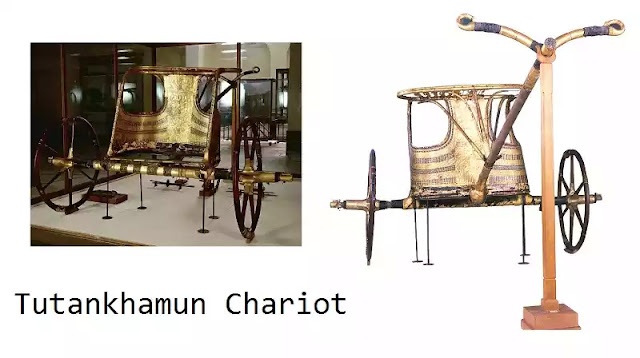 Tutankhamun Chariot