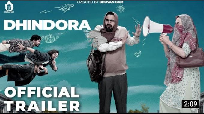 BB ki Vines Dhindora Trailer trending on twitter and YouTube