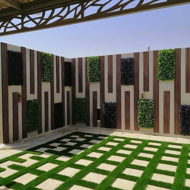 شركة تصميم حدائق في الطائف