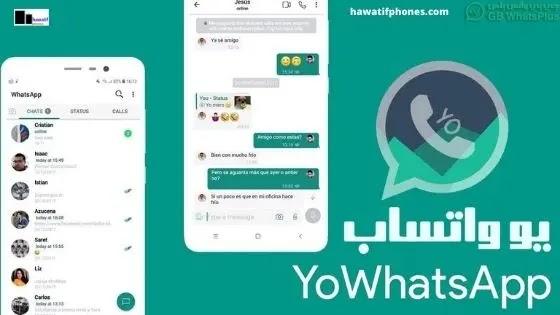 جديد تحميل YOWhatsApp (YoWA) Android 17.80.0