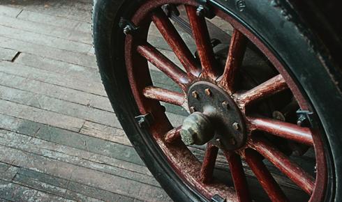 Ford Piquette Avenue Plant Detroit Model T