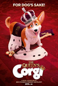 The Queen's Corgi จุ้นสี่ขาหมาเจ้านาย