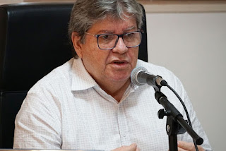 João Azevêdo diz que vai regulamentar 'passaporte de vacinação' na Paraíba em breve