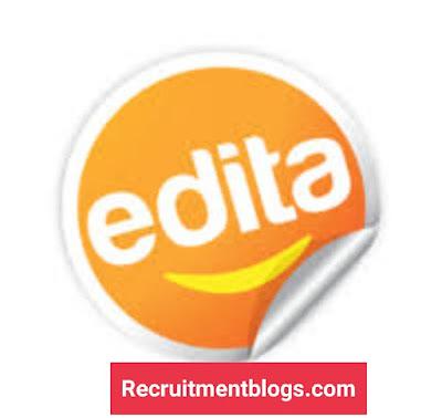 Maintenance Team Leader At Edita Food Industries