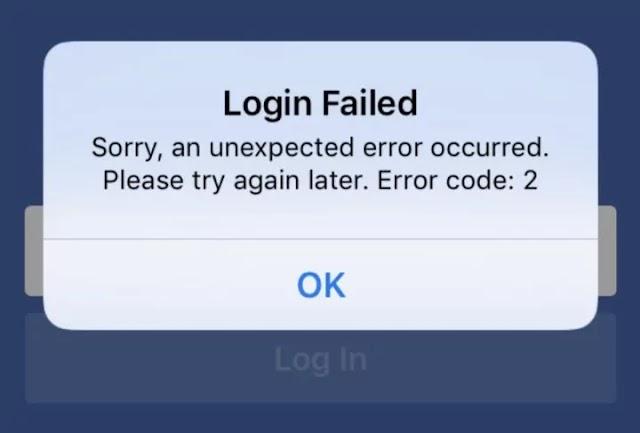 Error!! WhatsApp, Instagram, Facebook Down Globally
