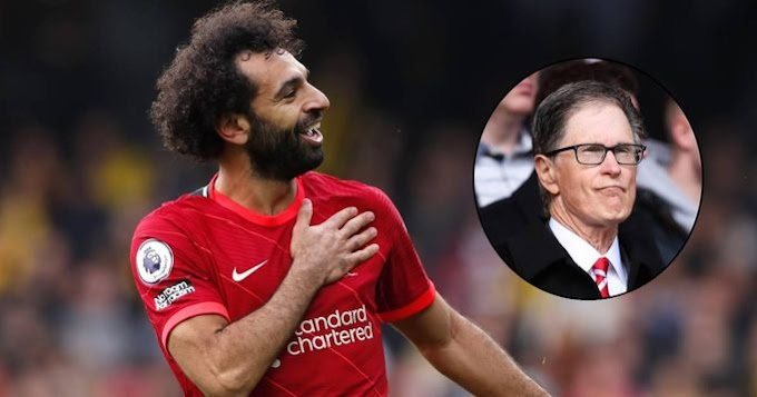 Salah contract demands revealed set to remain at Liverpool