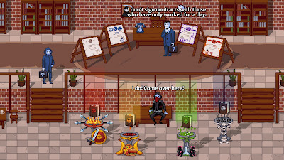 Peace, Death! 2 Video Game Screenshot
