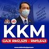 Kementerian Kesihatan Malaysia (KKM) Buka Pengambilan Kekosongan Jawatan Terkini Di Seluruh Malaysia ~ GAJI RM2,529 - RM9,643 / Mohon Sekarang!