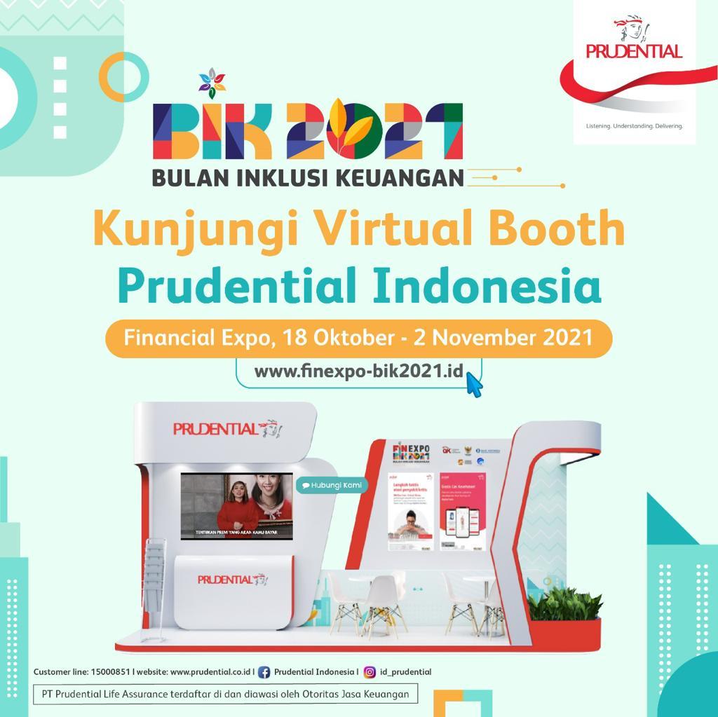 Prudential Indonesia Financial Expo BIK 2021