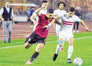 موعد مباراة الزمالك وسيراميكا كليوباترا في الدوري المصري