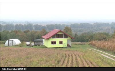 rotirajuća kuća