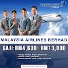 Jawatan Kosong Di Malaysia Airlines Berhad ~ Gaji Bermula RM4,600 - RM13,000