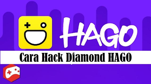 Cara Hack Diamond HAGO