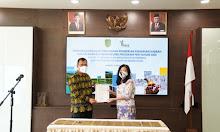 Pemkab Bengkayang terima bantuan Rp250 Miliar dari PT Sarana Multi Infrastruktur