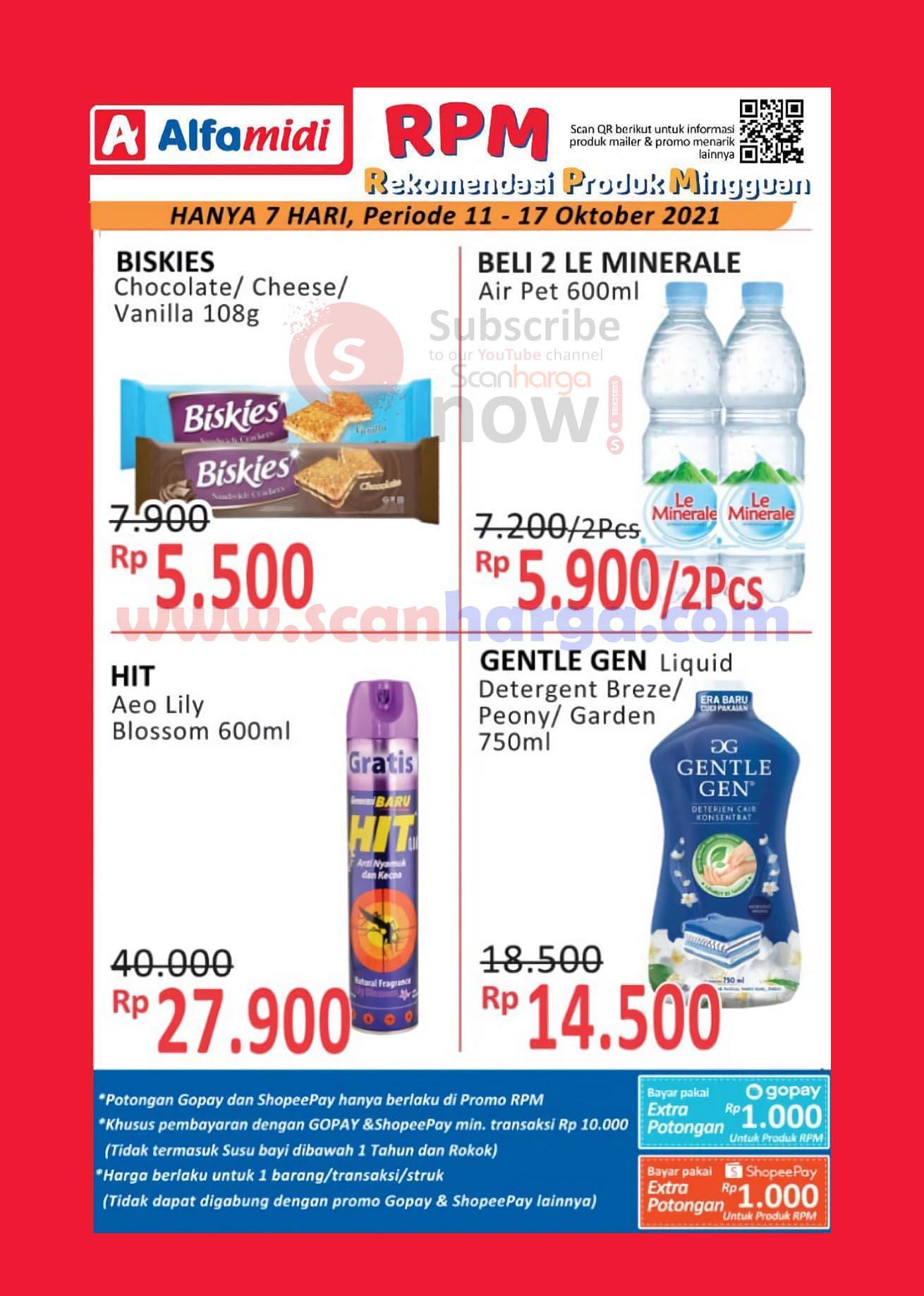 Katalog Promo RPM Alfamidi 11 - 17 Oktober 2021