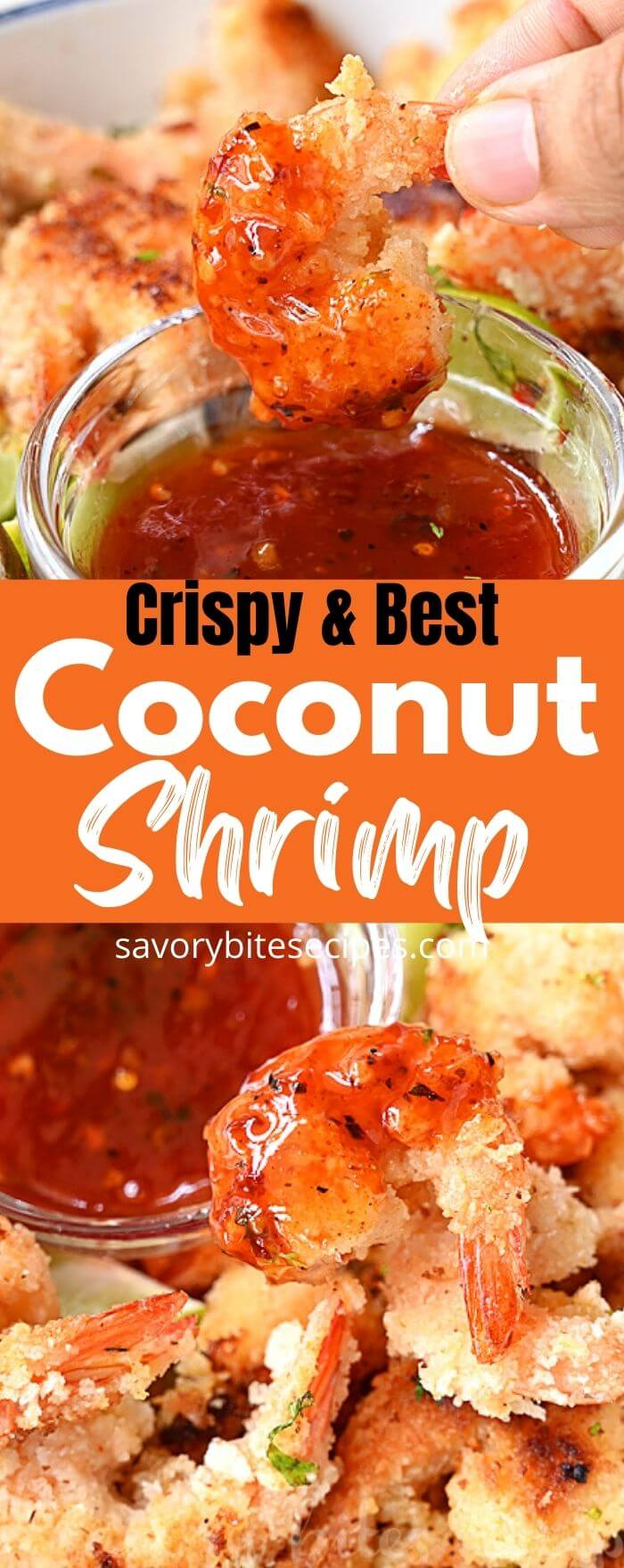 best ever crispy coconut shrimp