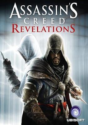 Capa do Assassin's Creed: Revelations - Gold Edition