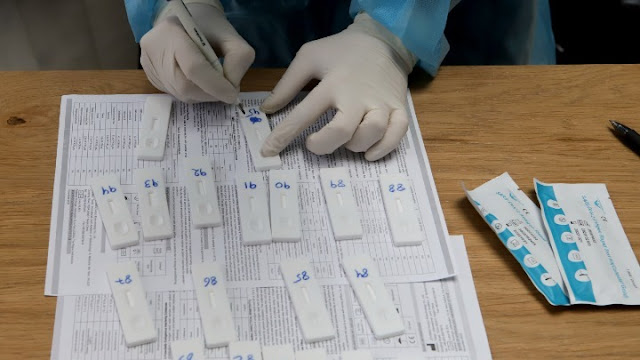 Κορωνοϊός Αργολίδα: 143 rapid test στο Ναύπλιο την Κυριακή 17/10 - Τι έδειξαν;