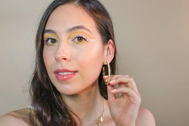 Maquiagem inspirada na Primavera #MaquiadaSeInspira!