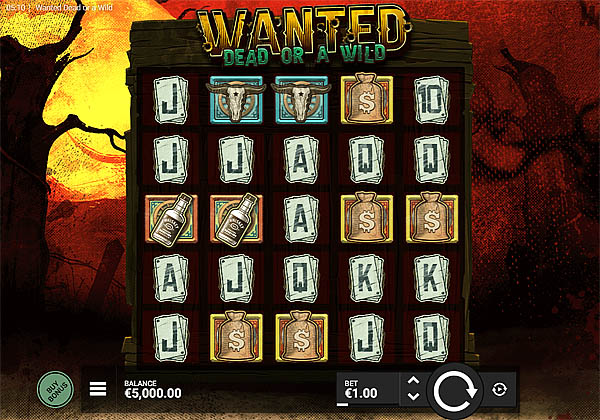 Main Gratis Slot Indonesia - Wanted Dead Or A Wild Hackshaw Gaming