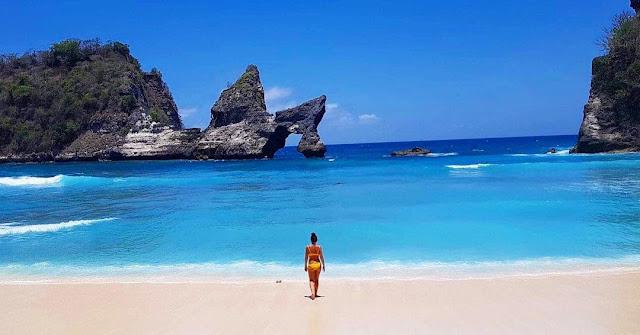 Nusa Penida Atuh Beach Surga Indonesia